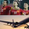 Lời hứa lớn nhất ngày hôm nay: Sẽ có một máy bay phiên bản U23 Việt Nam nếu vô địch Châu Á!