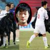 Cử chỉ đẹp của đội trưởng Lương Xuân Trường làm ấm lòng người hâm mộ