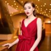 Diện sắc đỏ trước thềm năm mới, mỹ nhân Việt nào rực rỡ nhất?