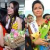 Những khoảnh khắc ngày trở về đầy xúc động của Hoa hậu Việt bên gia đình