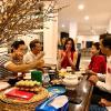 Kim Lý đón Tết cùng gia đình Hồ Ngọc Hà trong căn biệt thự triệu đô