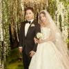 Hậu đám cưới ngọt ngào, biểu cảm của Taeyang và Min Hyo Rin khiến fan không khỏi