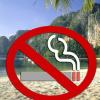 Thái Lan phạt 3.200 USD với người hút thuốc trên bãi biển