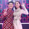 Dàn sao Việt xúng xính áo dài đi quay hình đêm nhạc đón Giao thừa năm Mậu Tuất