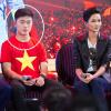 Đứng cạnh Hoa hậu H'Hen Niê, Xuân Trường lại sử dụng