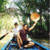 Lịch trình có sẵn cho bạn lựa chọn lênh đênh suốt 2 ngày Tết ở vùng sông nước Tiền Giang