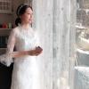 Sooyoung khiến fan nháo nhào khi bất ngờ tung ảnh cưới lộng lẫy bên chàng trai lạ