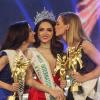 Những chia sẻ đầu tiên của tân Hoa hậu Chuyển giới Quốc tế 2018 - Hương Giang Idol