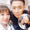 Quay clip chúc 8/3, Trấn Thành và Hari Won lại khiến fan ghen tị hết nấc vì hành động này đây