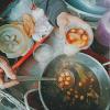 """Top 6 món ăn vặt được giới trẻ yêu thích qua """"mọi thời đại"""" ở Sài Gòn"""