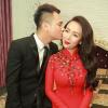 Vợ DJ kém 5 tuổi nhắn nhủ Khắc Việt điều gì sau lễ đính hôn?