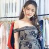 Cô gái làm người mẫu shop quần áo, bất ngờ nổi như cồn trên MXH vì xinh hết phần thiên hạ