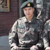 Chưa đầy 1 tuần trong quân ngũ, Lee Min Ho đã