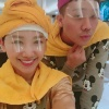 Sau khi ra viện, Trấn Thành diện đồ đôi đi làm đẹp với Hari Won