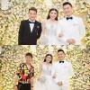 Đàm Vĩnh Hưng lịch lãm dự đám cưới hoành tráng của học trò Tố Ny và ông xã phi công