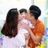 Hé lộ giới tính đứa con thứ 2 sắp chào đời của Hải Băng - Thành Đạt