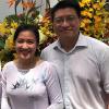 """Loạt ảnh xinh đẹp của """"bà trùm"""" Facebook Việt Nam ngày trở về thăm trường cấp 3 chuyên Lê Hồng Phong"""