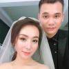 Lộ những ảnh cưới đầu tiên của Khắc Việt và bạn gái DJ