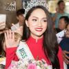 Hoa hậu Chuyển giới Hương Giang nói gì về lời chúc mừng của nghệ sĩ Trung Dân?