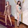Lý do thực sự khiến Hương Giang liên tục diện váy cũ, đi miết một đôi giày