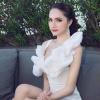 Cái kết của Hương Giang khi mặc lại váy của Angela Phương Trinh?