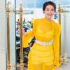 Lơ đẹp scandal của Trường Giang - Nam Em, Nhã Phương diện váy xuyên thấu lộ cả nội y