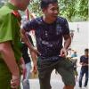Chàng trai mặc quần ngắn đi lễ đền Hùng và cách