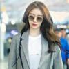 Loạt ảnh chụp trộm của Jiyeon tại sân bay khiến netizen