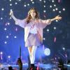 Bất chấp dư luận, Taeyeon lại một lần nữa giơ ngón giữa chửi thề khi biểu diễn trước hàng nghìn fan