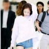 Cùng ra sân bay, Jennie không cười được khen sang chảnh, Irene lại bị