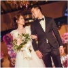 Chung Hân Đồng khóc nức nở trong đám cưới với bác sĩ