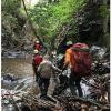 Hành trình khốc liệt suốt 3 ngày đưa thi thể nam phượt thủ ra khỏi con thác dữ Lao Phào