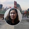 Vợ lái tàu khóc nấc kể về chuyến tàu định mệnh chồng gặp nạn