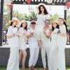 Diệp Lâm Anh tổ chức tiệc độc thân hoành tráng ở biển Đà Nẵng