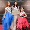 Tự hào chưa! bé gái Việt 13 tuổi cao 1m72, đăng quang Hoa hậu Hoàn vũ nhí 2018