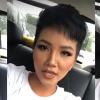 """Hoa hậu H'Hen Niê khoe răng mới niềng, muốn được thoát """"Ế"""" sau 26 năm"""