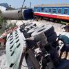 Vụ tàu hỏa đâm xe chở đá: Khởi tố, bắt tạm giam 2 nhân viên gác chắn tàu
