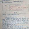 Bài văn của nữ sinh lớp 10 được điểm tối đa lấy nước mắt của của CĐM từ 3 dòng đầu tiên