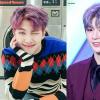 Những nam thần tượng Kpop nhuộm tóc tím đẹp nhất