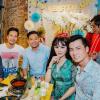 Lâm Khánh Chi tổ chức sinh nhật hoành tráng cho chồng kém 8 tuổi