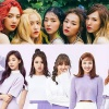 Red Velvet - Black Pink - Twice:  Nhóm nào thực sự xuất sắc nhất theo bình chọn của netizen?