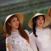 Không ngờ Momoland lại có thể xinh đẹp và đằm thắm trong tà áo dài Việt thế này