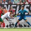 Bồ Đào Nha 1-0 Morocco: Ronaldo lại lên tiếng, người Bồ sáng cửa vào vòng knock-out
