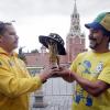 Xúc động trước những hình ảnh ấn tượng được chia sẻ chóng mặt tại vòng bảng World Cup 2018