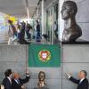 Toả sáng ở World Cup nhưng Ronaldo lại bị gỡ bỏ tượng đồng tại quê nhà Bồ Đào Nha