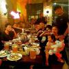 Giữa ồn ào chia tay, Soobin Hoàng Sơn vui vẻ đi ăn cùng