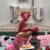 Vừa từ bệnh viện trở về, Khánh Thi đã tổ chức sinh nhật lãng mạn cho Phan Hiển