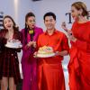 Khoảnh khắc lịch sử ở The Face 2018: Minh Hằng vui vẻ mừng sinh nhật Võ Hoàng Yến