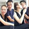 Phản ứng của Cường Đôla khi fan nhắc đến Hồ Ngọc Hà trong lúc livestream với Đàm Thu Trang?