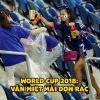 Không chỉ nán lại dọn rác trên khán đài World Cup, người Nhật còn nhiều điều tinh tế hơn thế!